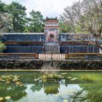 Tombe de l'empereur Tu Duc, Hue, Vietnam