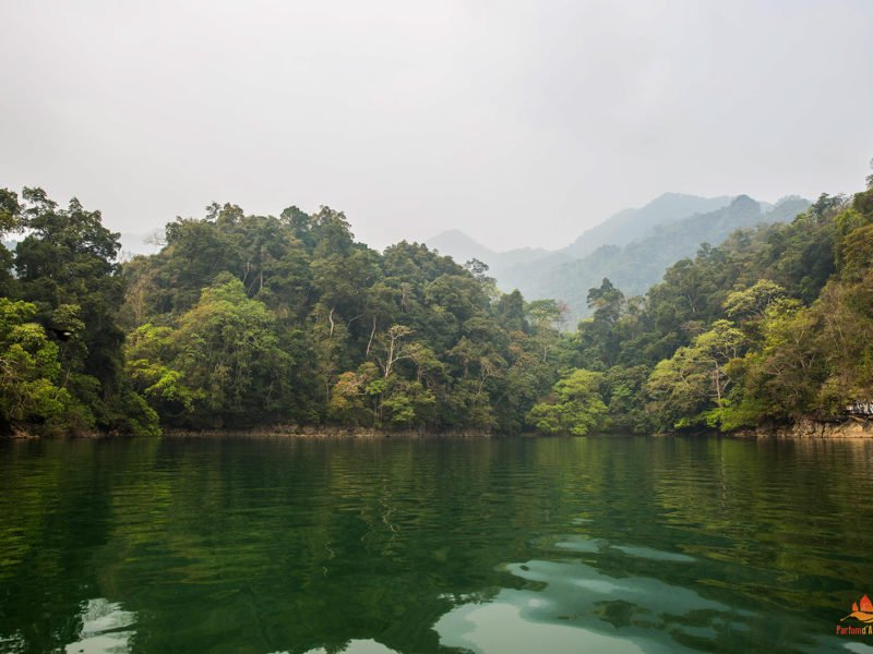 Parc National de Ba Be, Vietnam
