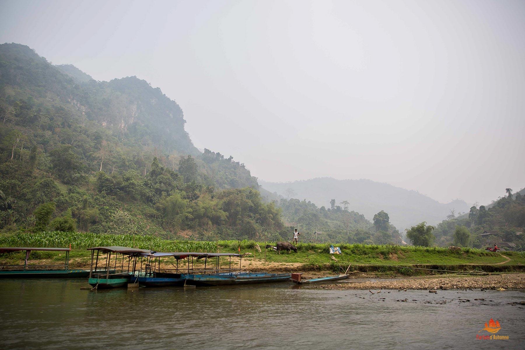 Parc National de Ba Be, Vietnam