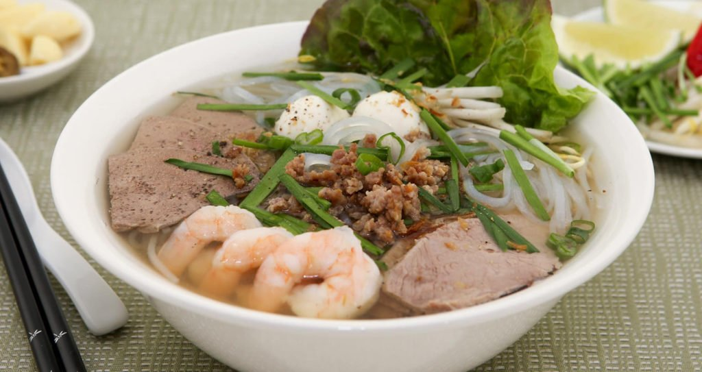 Hu tieu, soupe caractéristique du Sud Vietnam
